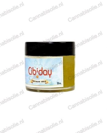 Cibiday CBD-zalf