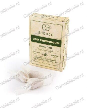 Endoca CBD-kauwgom