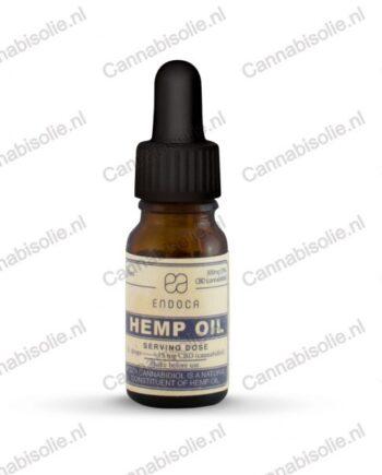 Endoca CBD-olie 10 ml - 3%