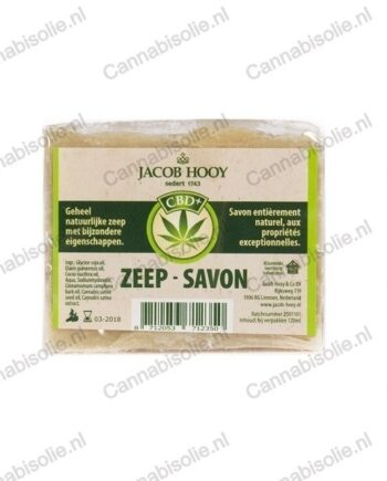 Jacob Hooy CBD-zeep