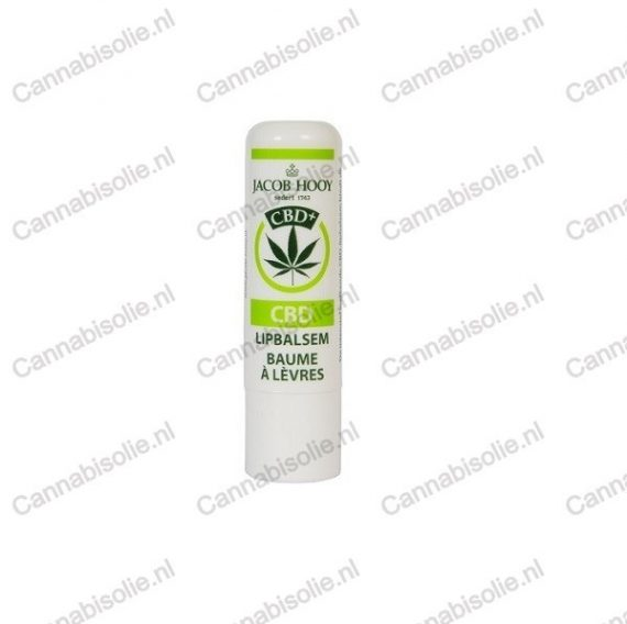 CBD-lipbalsem Jacob Hooy cannabisolie.nl
