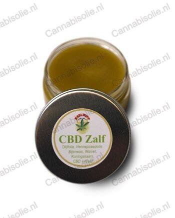 Stichting Mediwiet CBD-zalf - 25 ml