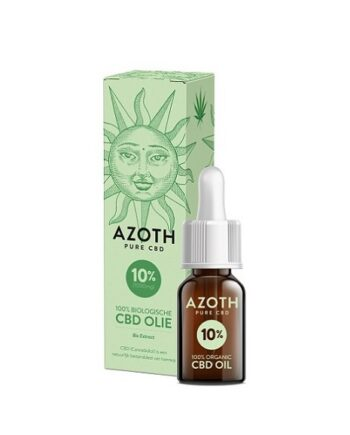 Azoth CBD-olie 10 ml met 10% CBD