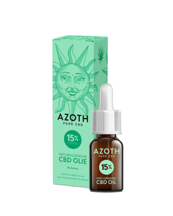 Azoth CBD-olie 10 ml