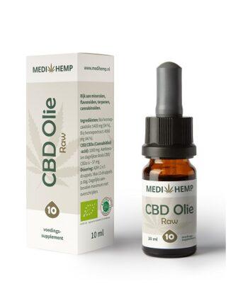 Medihemp CBD-olie 10 ml - 10% CBD