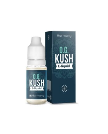 CBD e-liquid Harmony OG Kush 100 mg CBD