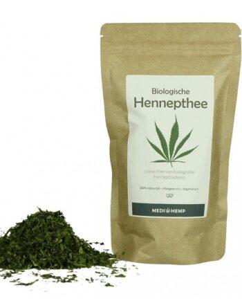 Biologische Hennepthee