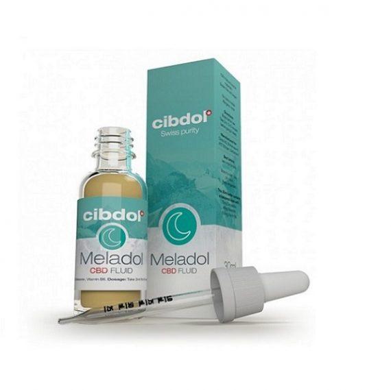 Cibdol CBD-olie met Meladol