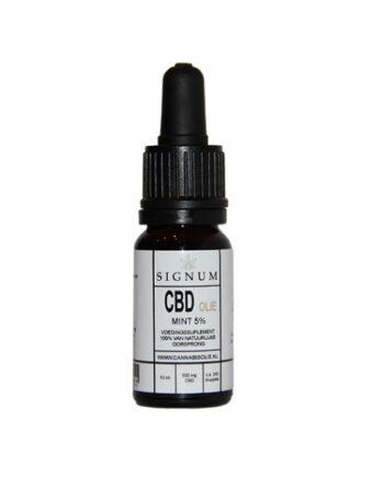Signum CBD-olie 5 procent CBD