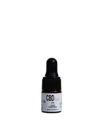 Signum CBD olie proefflesje