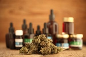 Cannabisolie smaak