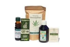 Cannabisolie edibles