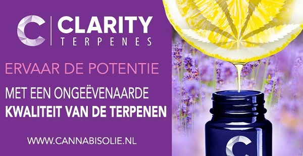 Clarity Terpenen Cannabisolie