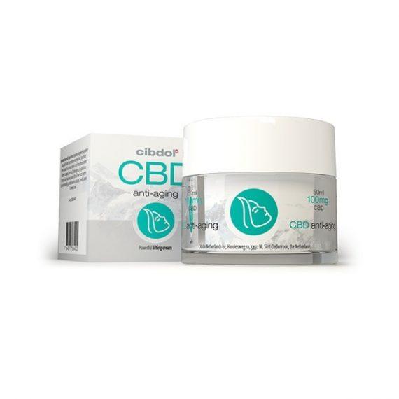 CBD anti-verouderingscreme van Cibdol