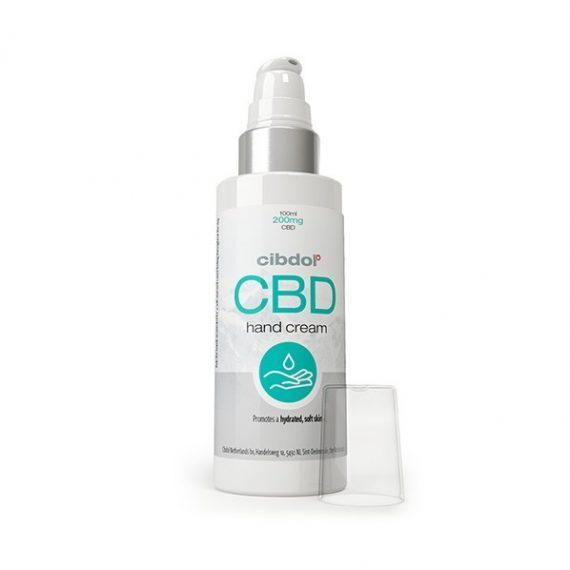 CBD-handcreme Cibdol Flacon