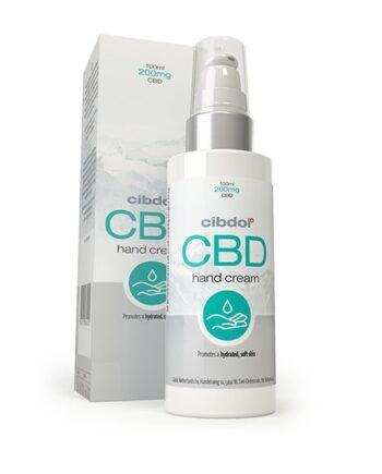 CBD-handcreme van Cibdol