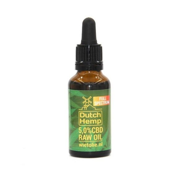 Dutchhemp-CBD-olie-raw-30-ml-5-procent