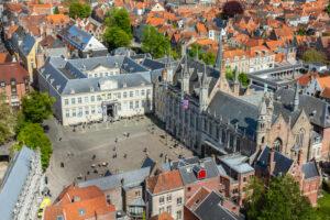 CBD in Brugge