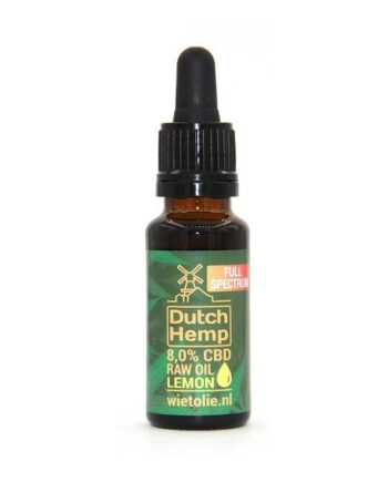 Dutchhemp-CBD-olie-raw-20-ml-8-procent-citroen