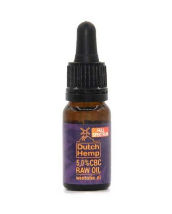 Cbc-olie-dutch-hemp-5-10-ml
