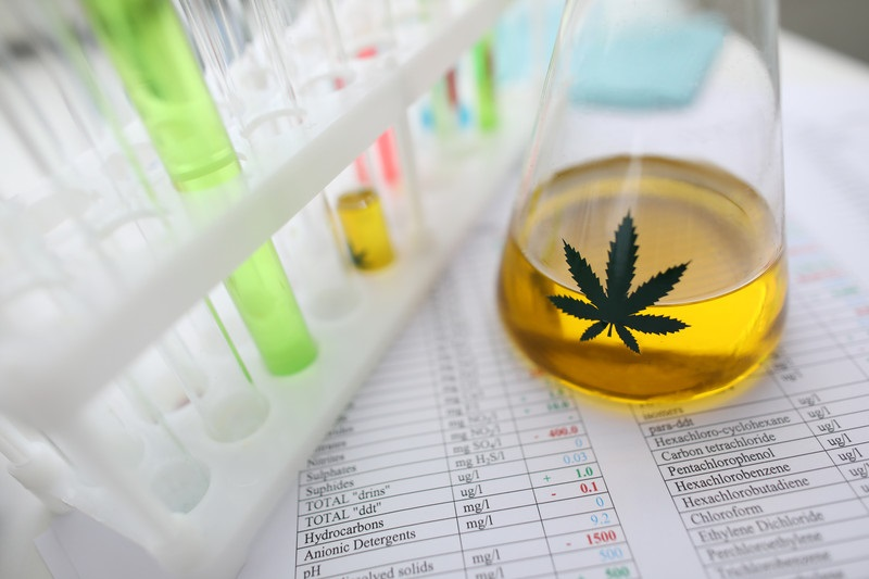 Kan het gebruik van CBD-olie resulteren in een positieve drugstest