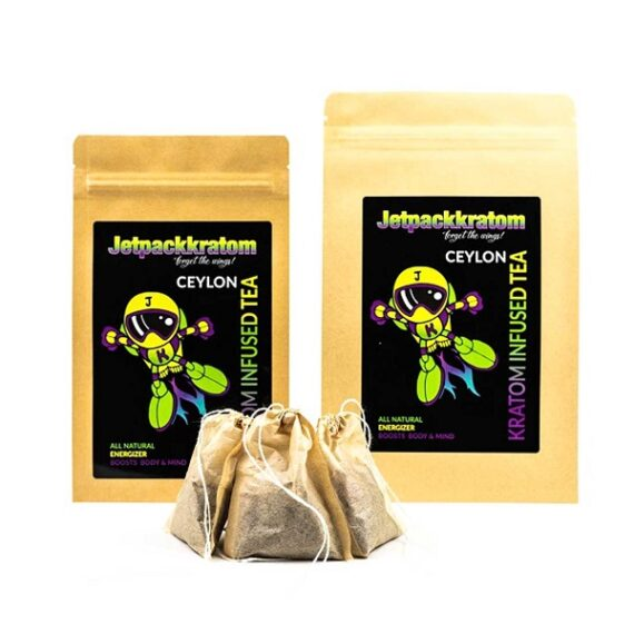 Jetpack kratom thee Ceylon