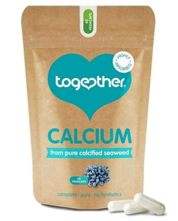 Calcium capsules Together 60 stuks