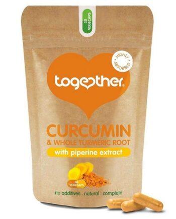 Curcumine capsules Together 60 stuks