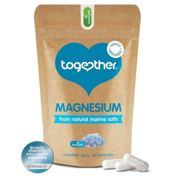 Magnesium capsules Together 30 stuks