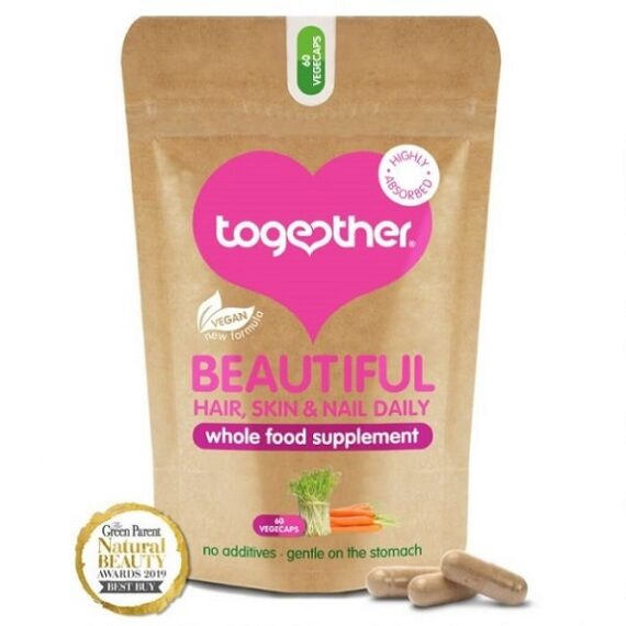 Together Beautiful 60 capsules