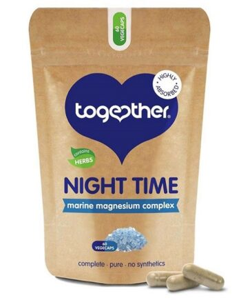 Together Night Time 60 capsules