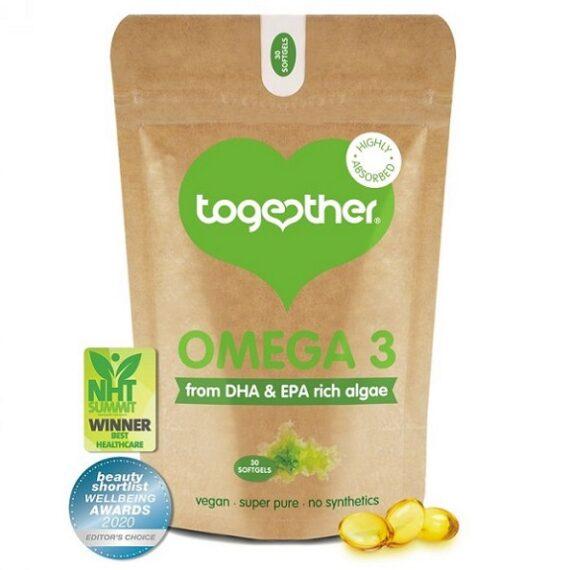 Together Omega 3 30 capsules