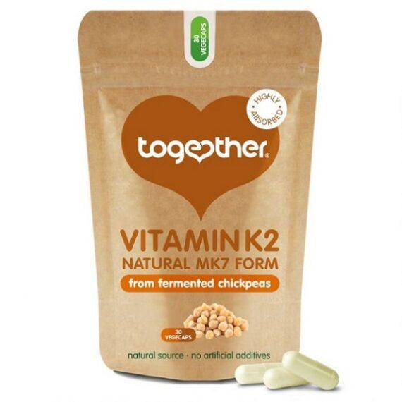Together Vitamin K2 30 capsules