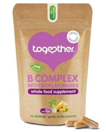 Vitamine B Complex capsules Together 30 stuks