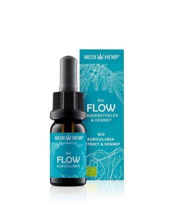 Medihemp Flow Auricularia Hennep Bio 10 ml