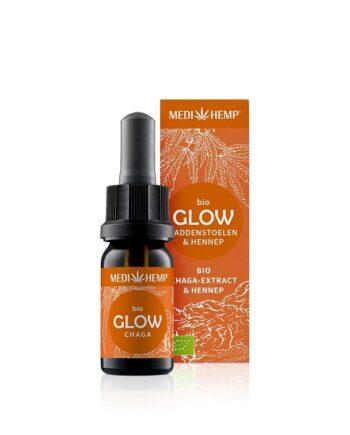 Medihemp Glow Chaga Hennep Bio 10 ml